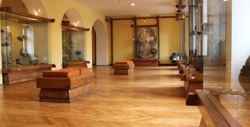 Preistorie | Complexul Muzeal Bistriţa-Năsăud